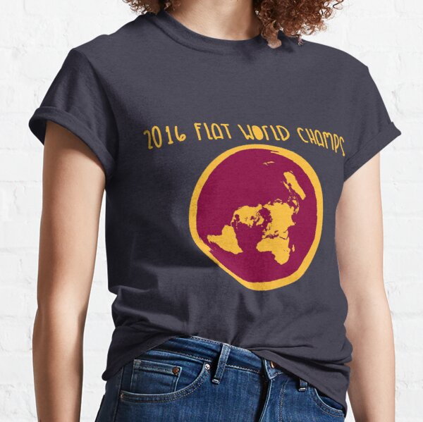 Cleveland Cavaliers Flat World Champions Classic T-Shirt