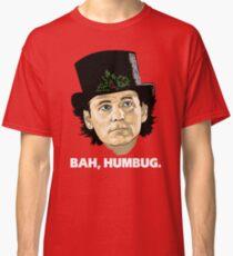 Bah, Humbug. Classic T-Shirt