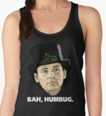 Bah, Humbug. Women's Tank Top