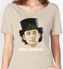 Bah, Humbug. Women's Relaxed Fit T-Shirt