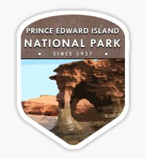 Prince Edward Island National Park 2 Sticker