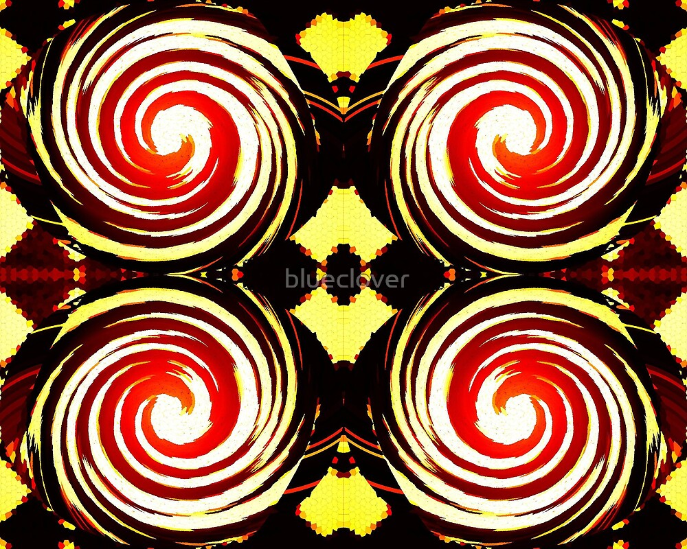 Spirals by blueclover