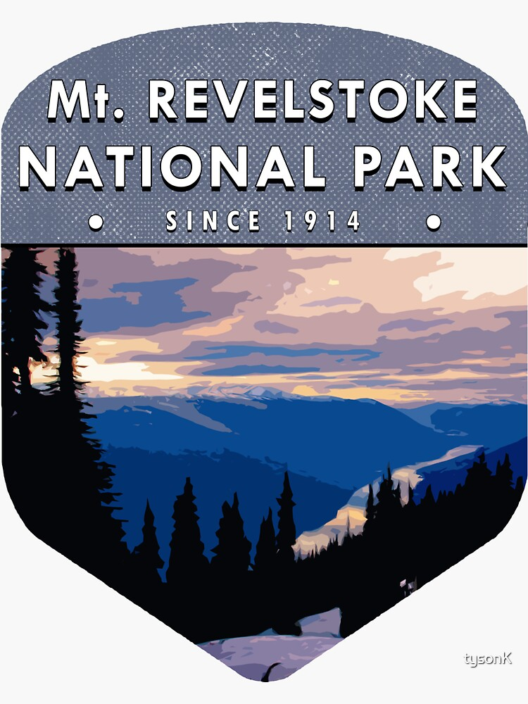 Mount Revelstoke National Park 2 by tysonK