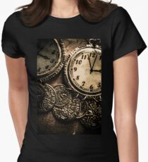 Dated antiquities Women's Fitted T-Shirt