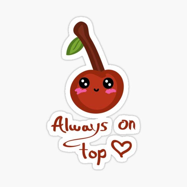 Always on Top Sticker