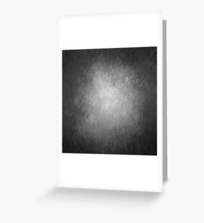 Grey light Greeting Card