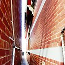 Long narrow Laneway - Werribee, Vic. Australia by EdsMum