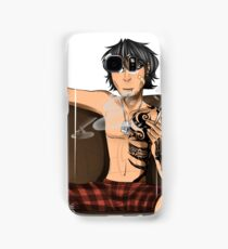 Thred and his tattoos Samsung Galaxy Case/Skin