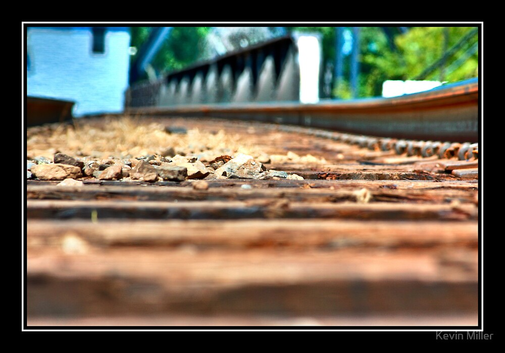 Tracks  by Kevin Miller