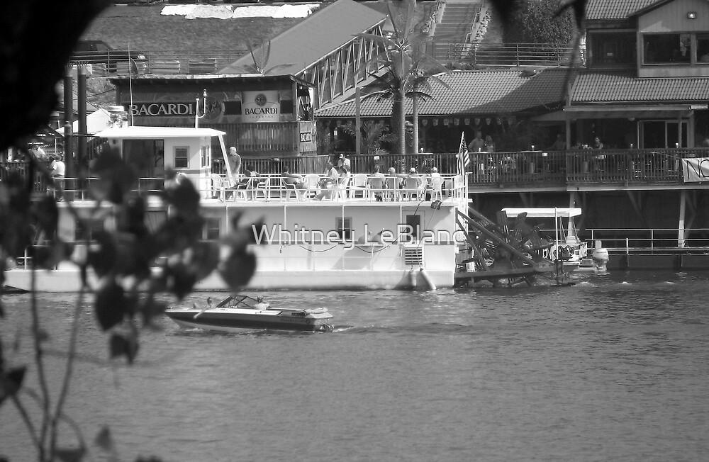 river boat by Whitney LeBlanc