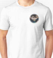 Astro boy Hoodoo badge Unisex T-Shirt