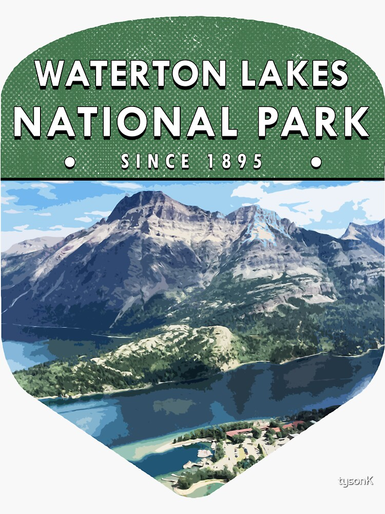 Waterton Lakes National Park 2 by tysonK