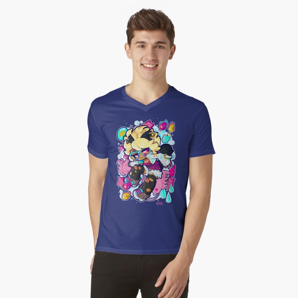 dive V-Neck T-Shirt