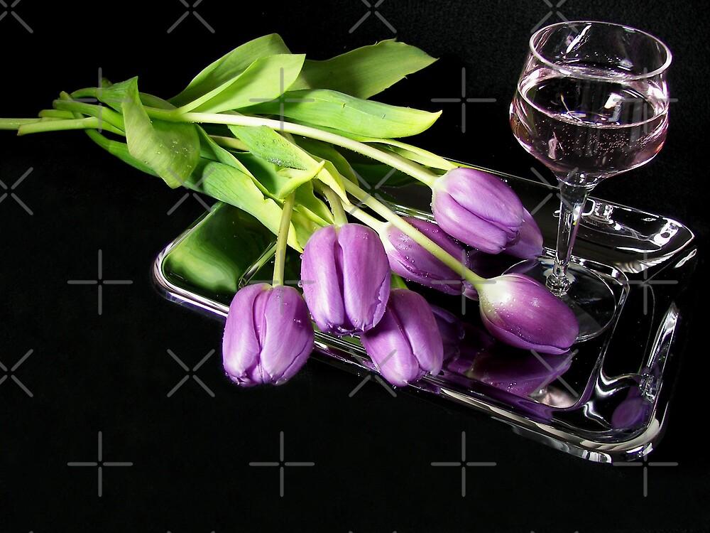 Purple Blush by Maria Dryfhout