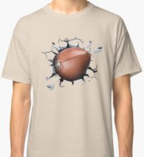 Football Breaking Records Fanatics  Classic T-Shirt