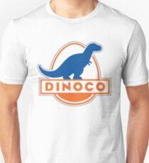 Dinoco Sky Blue Childrens T-Shirt