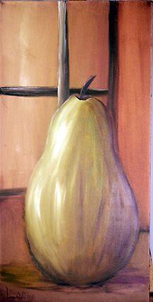 Pear by lorna