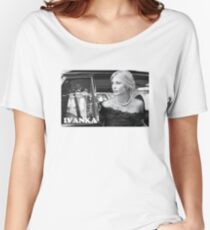 IVANKA #2 Women's Relaxed Fit T-Shirt