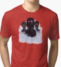 Captain Blake & Crew Tri-blend T-Shirt
