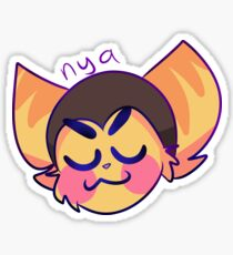 Ratchet's Nyas Sticker