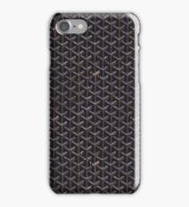 Goyard Black For Phone Case iPhone Case/Skin