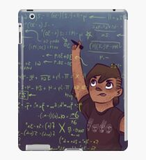 Romy + Math iPad Case/Skin