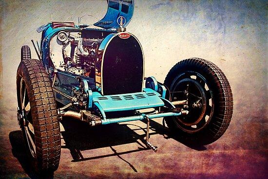 1927 Bugatti Type 35C by Stuart Row