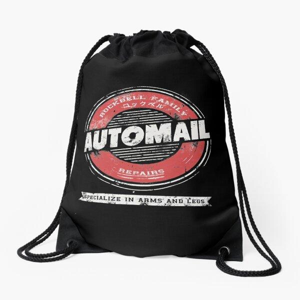 Automail Repairs Drawstring Bag