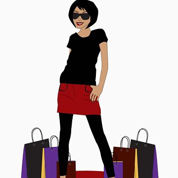 Shopaholic by zhane