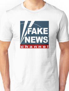 Fake News Channel Unisex T-Shirt