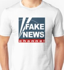 Fake News Channel Unisex T-Shirt