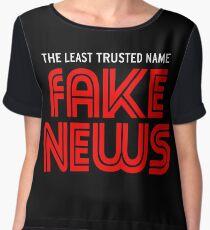 Fake News 2 Chiffon Top