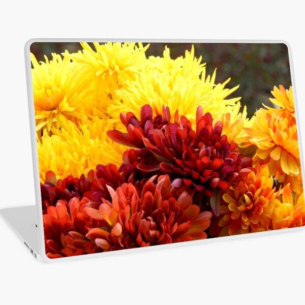 Chrysanthemums Laptop Skin