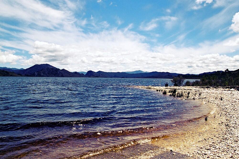 Lake Pedder by bethgardner
