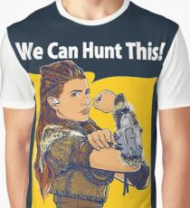 Dawn of Hunter Graphic T-Shirt