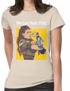Dawn of Hunter Womens Fitted T-Shirt