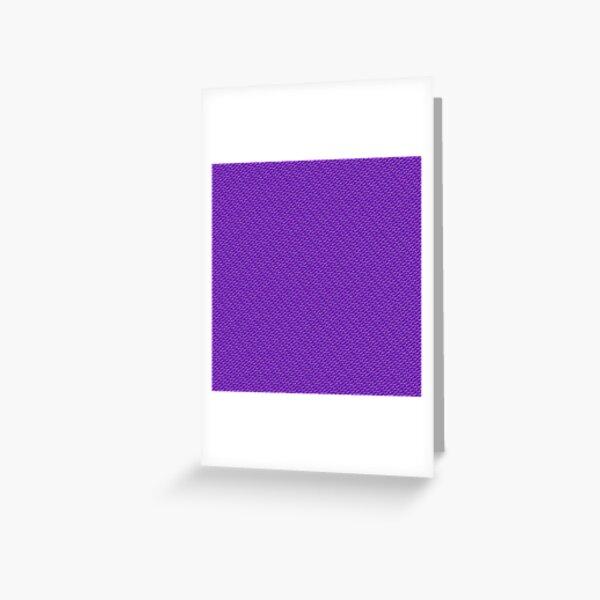 Wonderfully Sexy Hotwife Vixen gold 'Sexy Vixen' text on purple Greeting Card