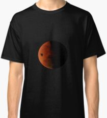 Escape Pod On Mars Orbit Classic T-Shirt