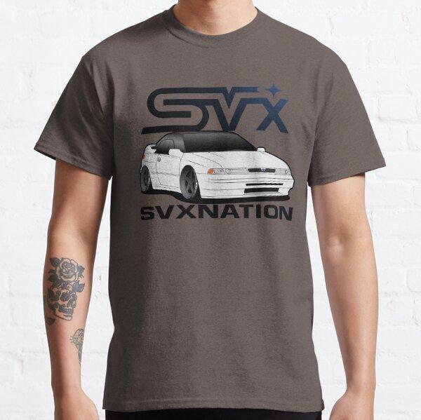 Subaru Svx Prototype Revival GREY Classic T-Shirt