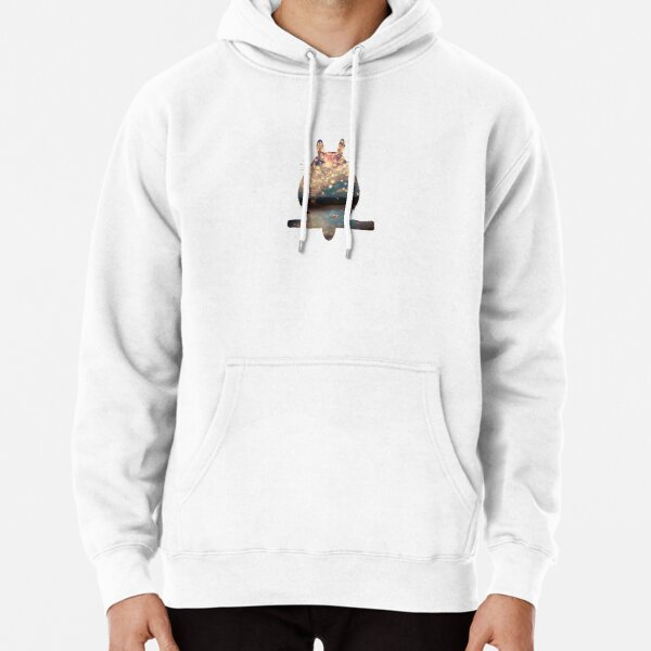 Wish Lanterns for Love Pullover Hoodie