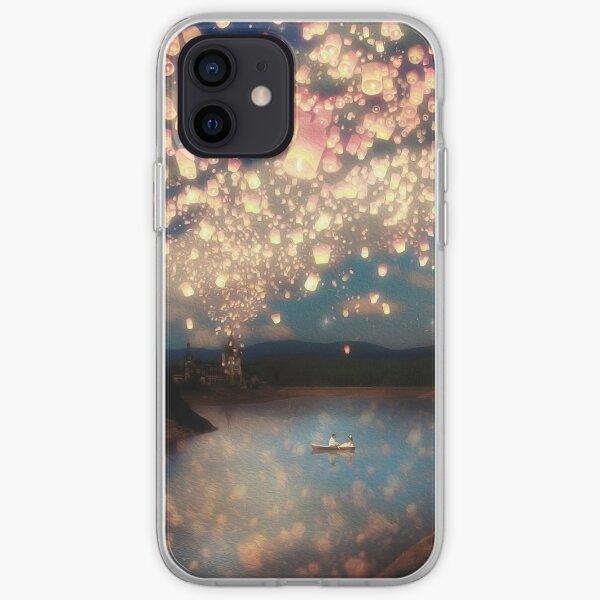 Wish Lanterns for Love iPhone Soft Case
