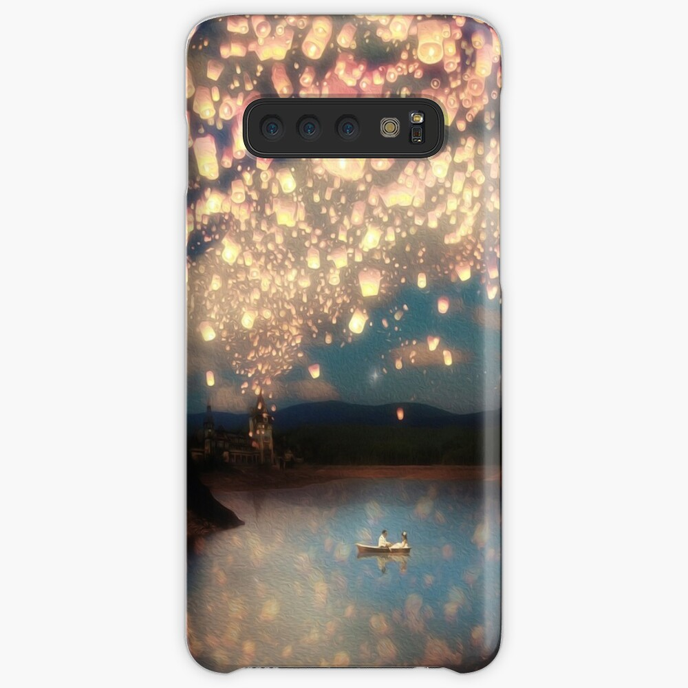 Wish Lanterns for Love Cases & Skins for Samsung Galaxy