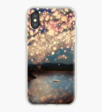 Wish Lanterns for Love iPhone Case