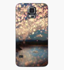 Wünsche Laternen für die Liebe Hülle & Skin für Samsung Galaxy