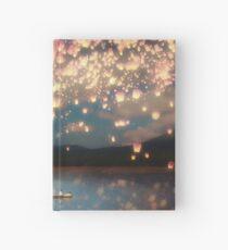 Cuaderno de tapa dura Wish Lanterns for Love