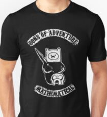 Sons of Adventure Time Anarchy Mathematical Jake Finn T-Shirt