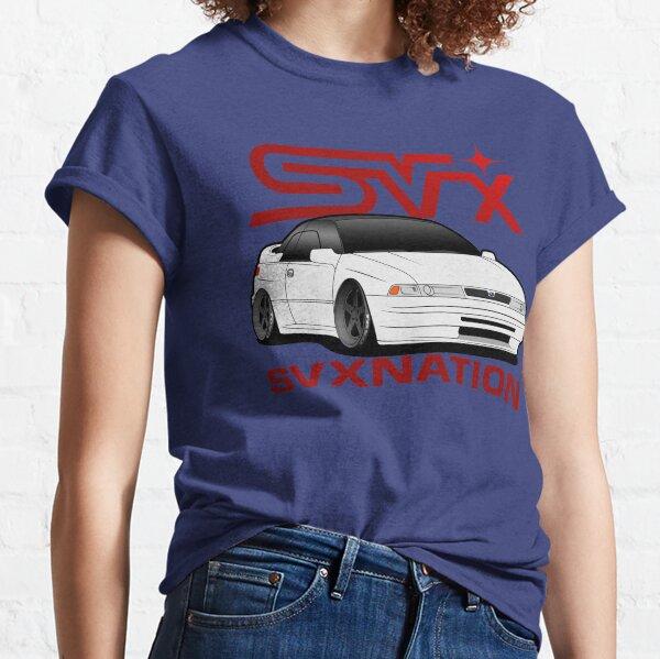 Subaru Svx Prototype Revival RED Classic T-Shirt