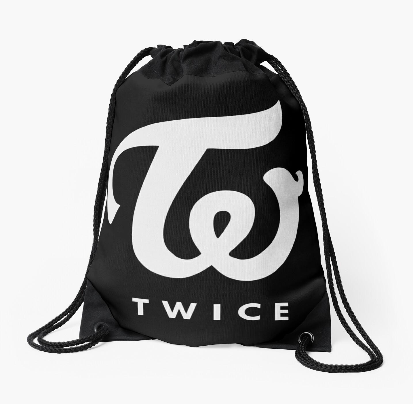 twice silver logo