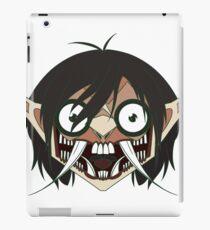 Demon Titan Eren iPad Case/Skin