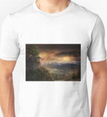 Nach dem Regen Unisex T-Shirt